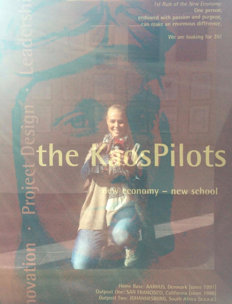 På besøk hos Kaos Pilotene
