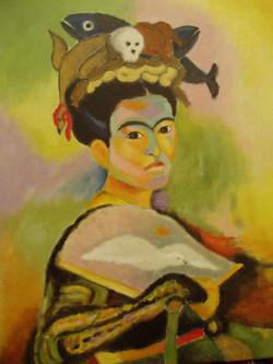 Frida_allá_Matisse