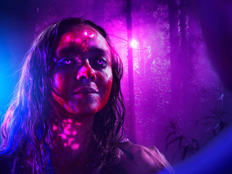 COLOR OUT OF SPACE DELIVERS LOVECRAFT IN GLORIOUS TECHNICOLOR