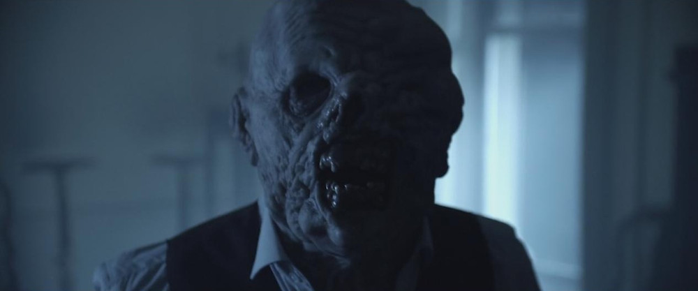 The Monster in An English Haunting has tragic origins.