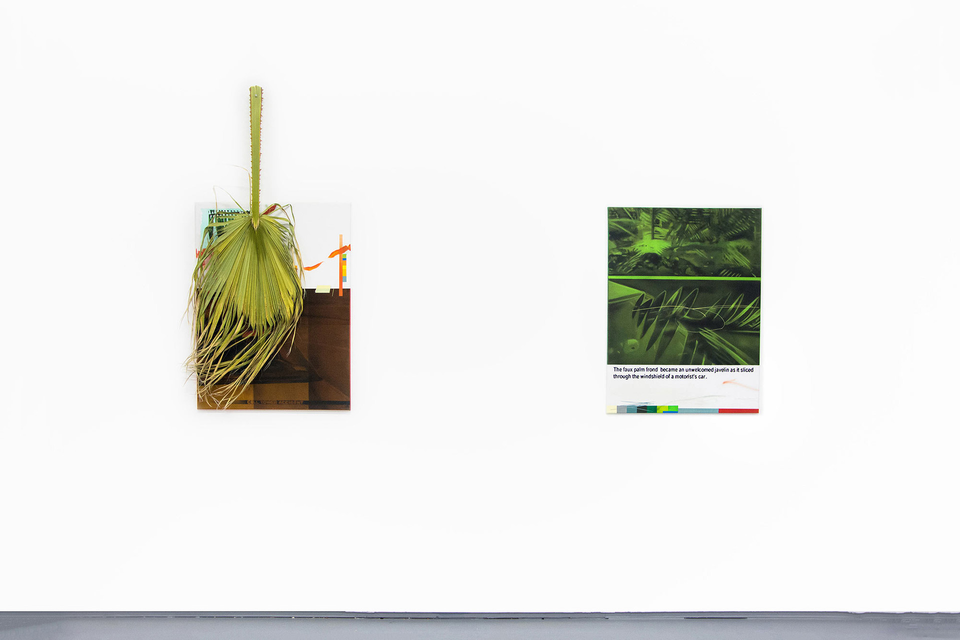 O+G Accident diptych