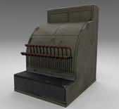 1946 Vintage National Cash Register