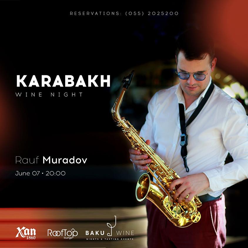 """Karabakh Wine Night"" at RoofTop"