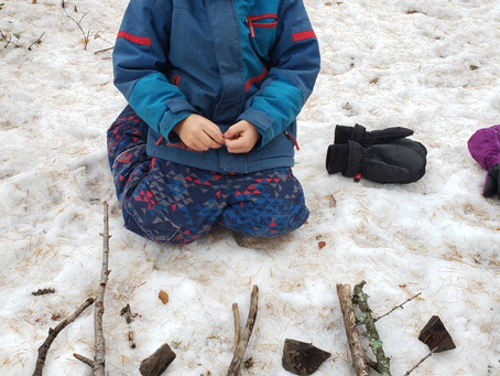 Patterning with Nature