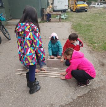 Learning Simple Machines