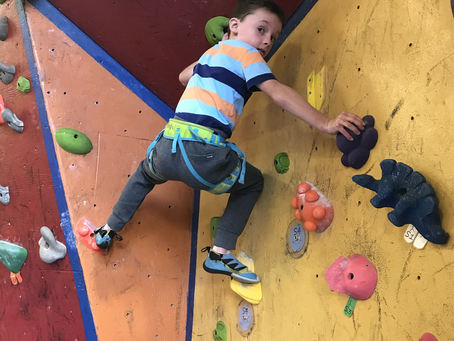 Rock Climbing Program