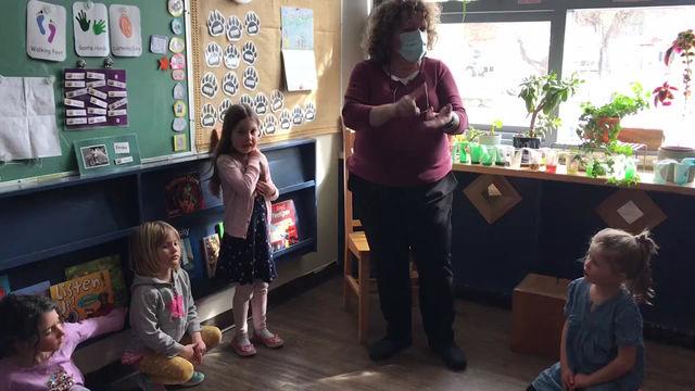 Child Care Mastering French Program
