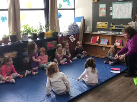 Child Care French Class