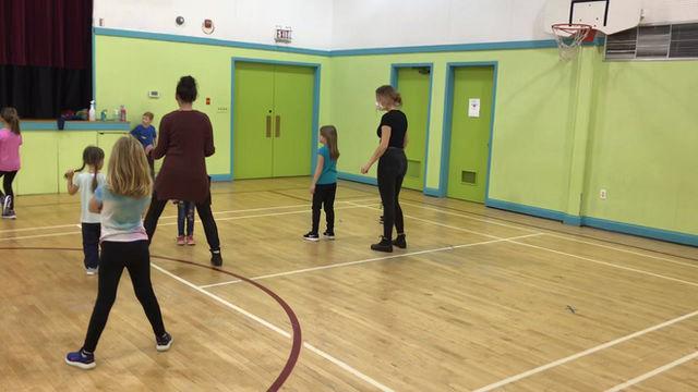 Flex Friday Dance Class