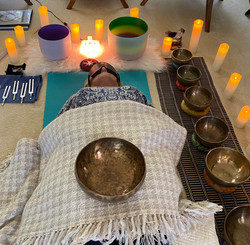 Private Sound Healing Session