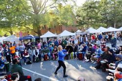 Drum Circle at 2nd Sundays Arts Festival