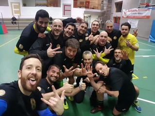 Volley SEF al primo posto