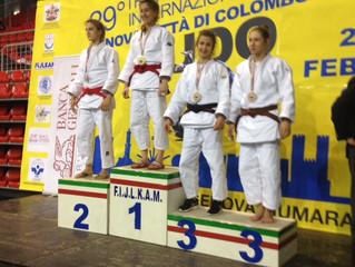 Ottimi risultati per la Judoka del SEF Mediolanum
