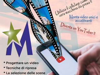 Sono pronti i nostri nuovi corsi Video e Fotografico!