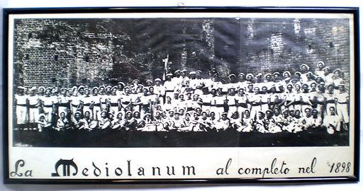 sef mediolanum storica