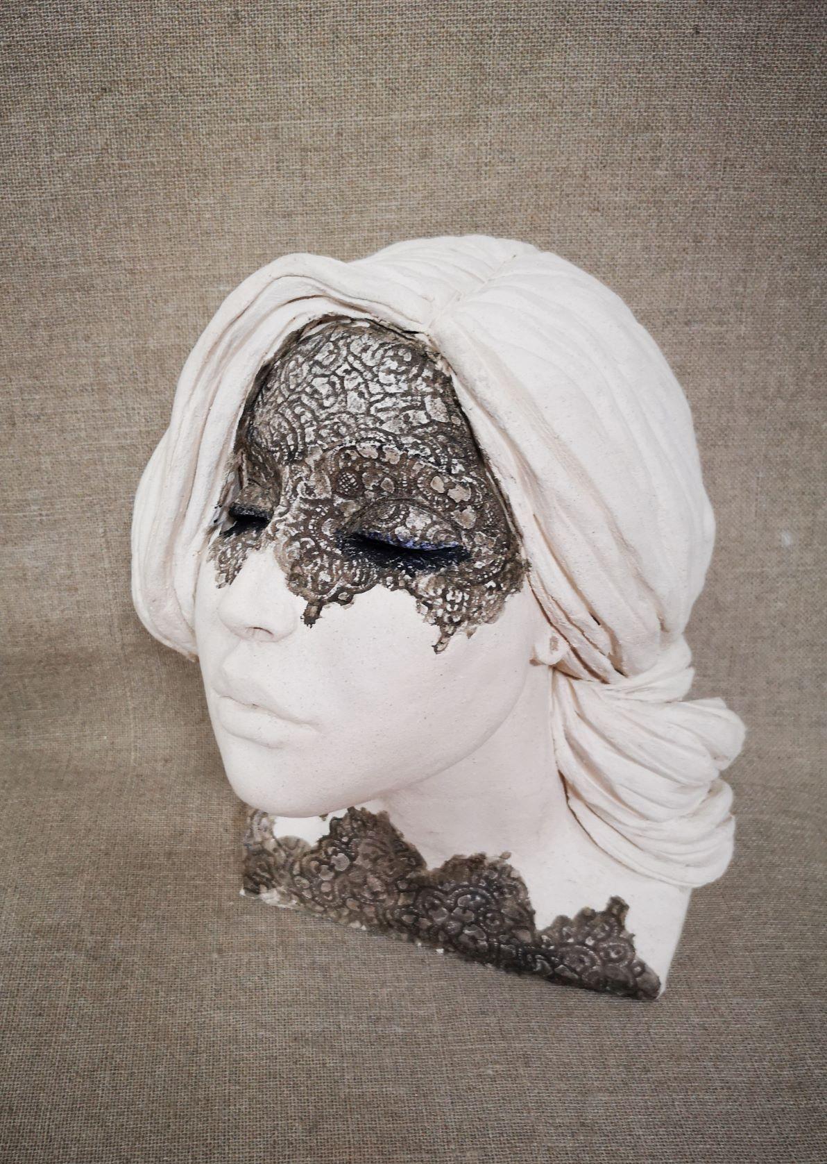 Masque de dentelle