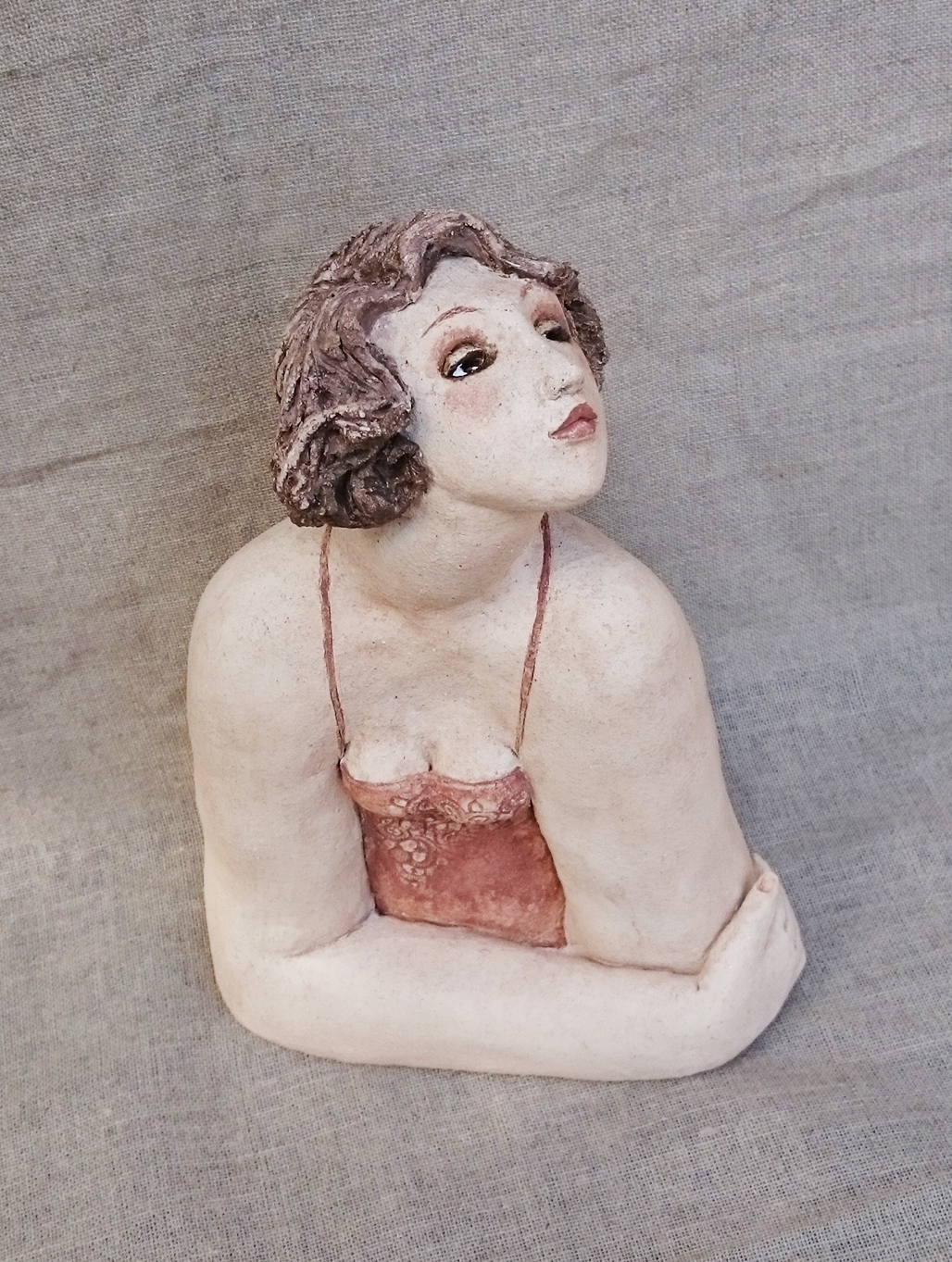 Colette (buste années 20)