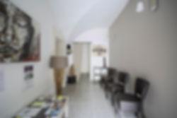 Salle d'attente Espace Clé à Canet