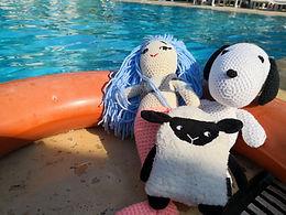 Schwimmen!