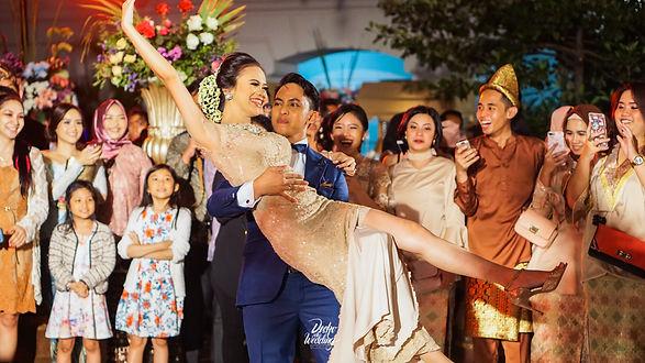 Wedding DJ for Lampung Traditional Wedding in Jakarta
