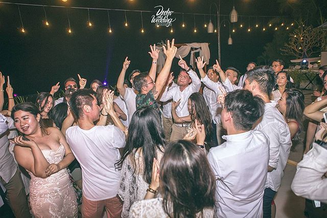 Ideally, you want your guests to be up and on their feet and grooving to the sound of the music all night long