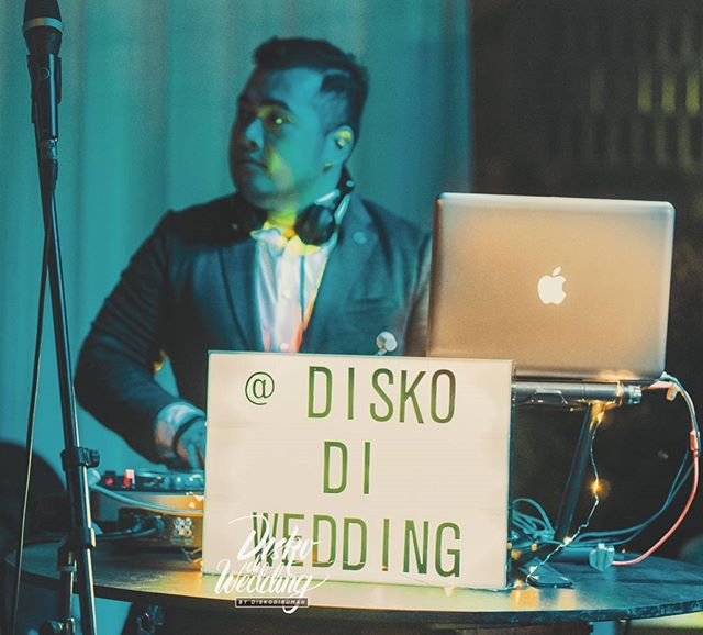 We're all geared up last night at _ibisjakartacawang Hotel for The Wedding Reception of _melodyprima & _tommy