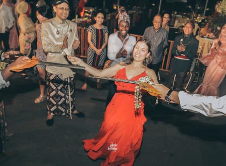 When Java meets Morocco : The Multi-national-cultural Wedding of Amanda & Tarik