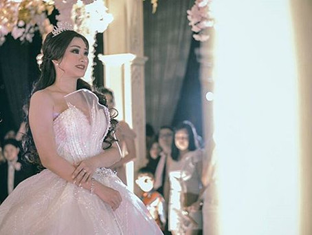Disney Princess-Themed Dreamy Wedding at Grandia Hotel Bandung
