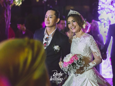 Wedding After-Party of Melody Prima & Tommy Bagus at Ibis Cawang, Jakarta