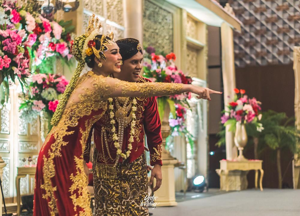 Diskodiwedding Arief dan Tipang