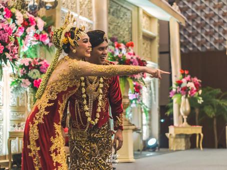 Arief & Tipang's After-Party Javanese Wedding at ICE BSD, Tangerang