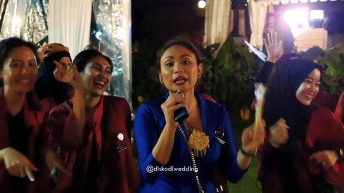 Roro Adhyakti Wedding