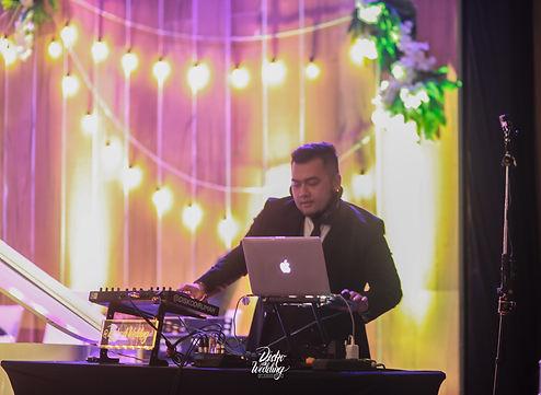 Wedding DJ Indonesia Diskodiwedding DJ Ferre Ferrerisky