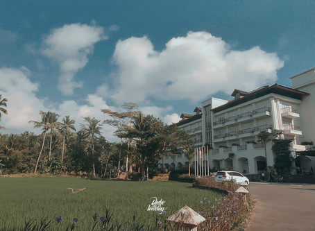 Mesmerized by The Prominent Beauty of Plataran Borobudur Resort, Magelang