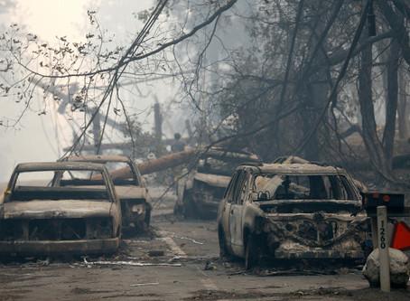 Campfire Tragedy