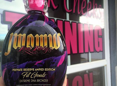 Featured Tanning Lotion!