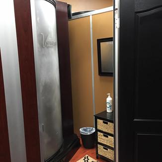 Versa Spa Spray Tan Booth