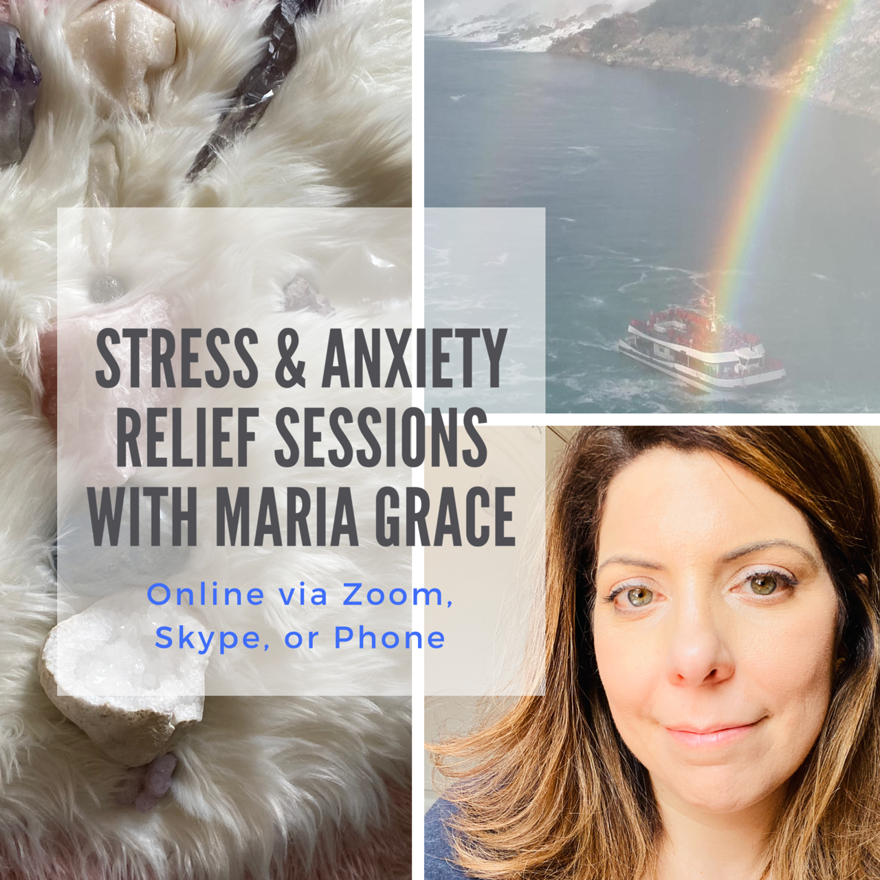 Stress & Anxiety Relief Sessions