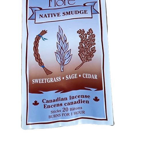 Native Smudge Incense Sticks