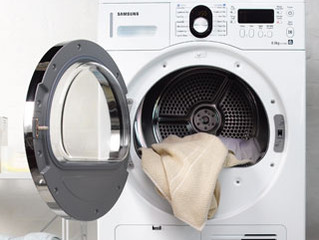 Dryer is taking longer than usual to dry.