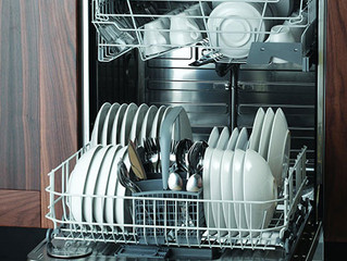 My dishes are not coming out clean! Here's what you can check for.