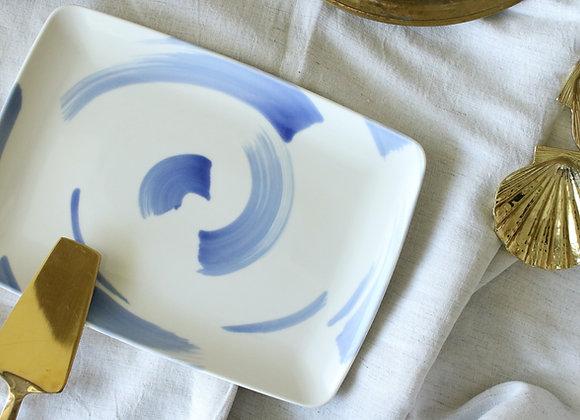 Manoush Carpaccio Platter