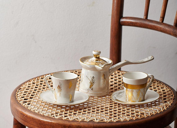 Matte Cezve Turkish Coffee Pot