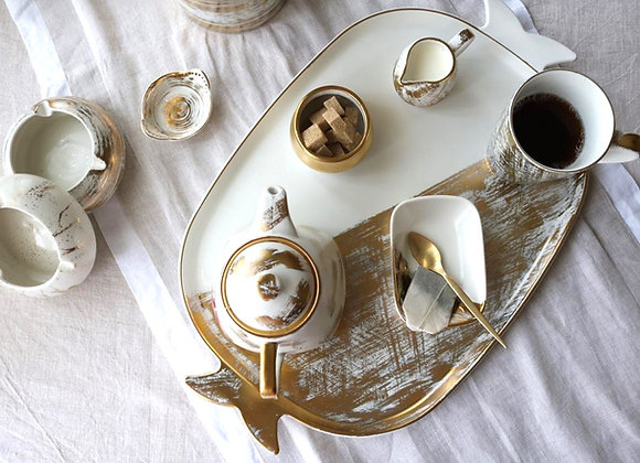 Matte Birds of a Feather Tray