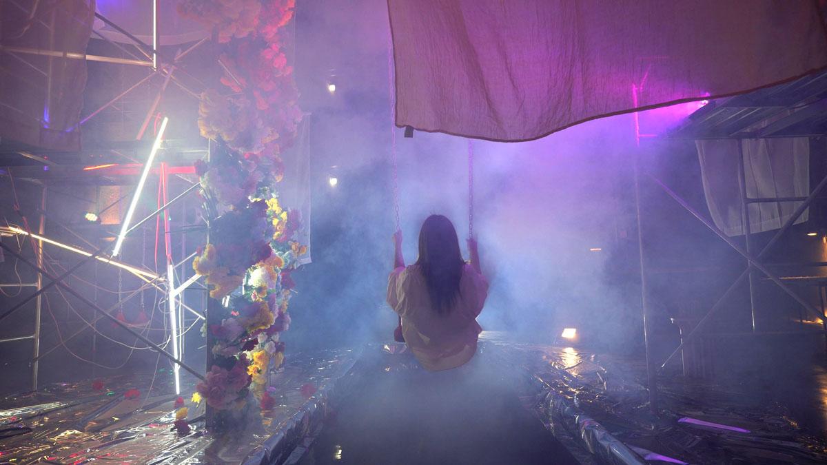 사라진 양말 A MISSING SOCK, Sound Perform
