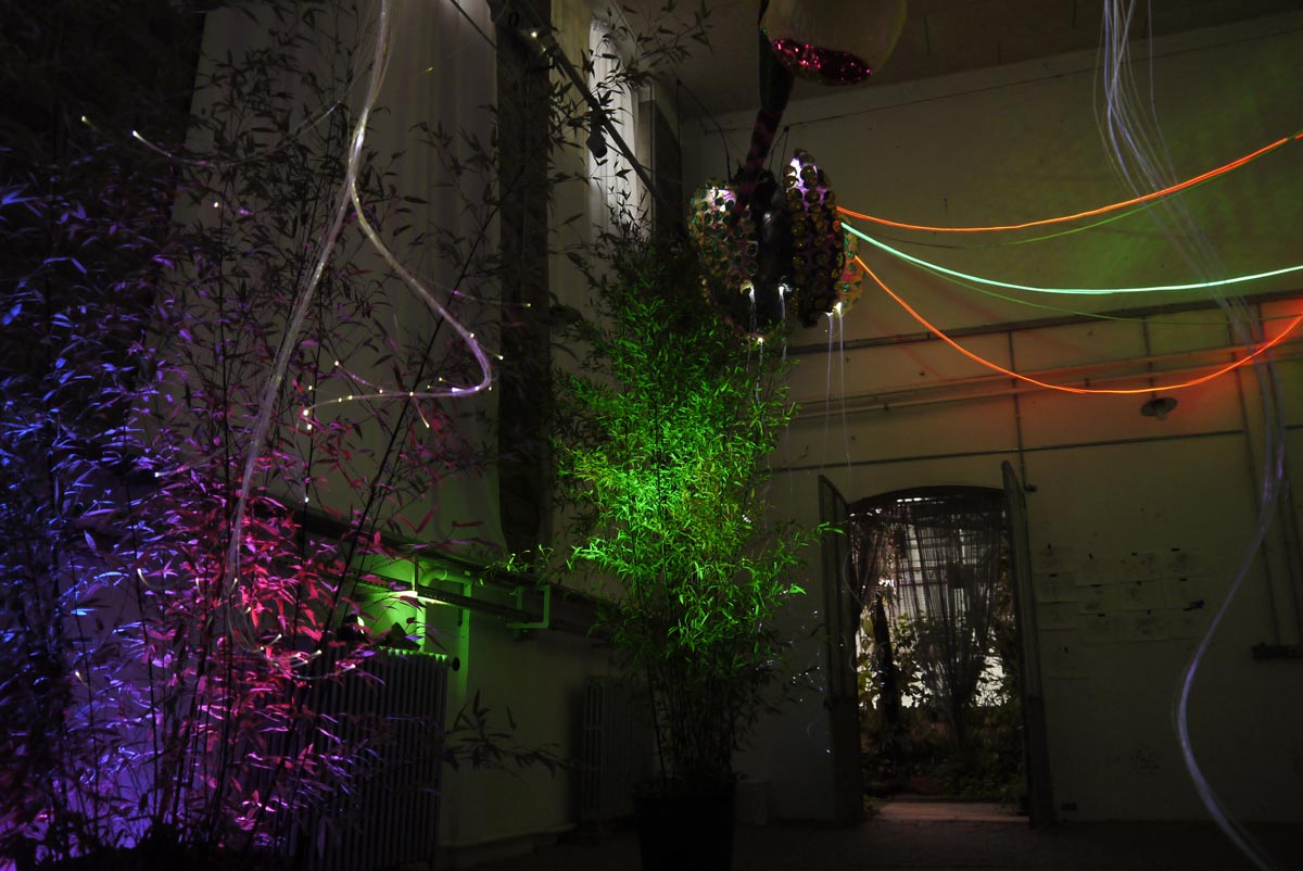 jardin des plants de nantes
