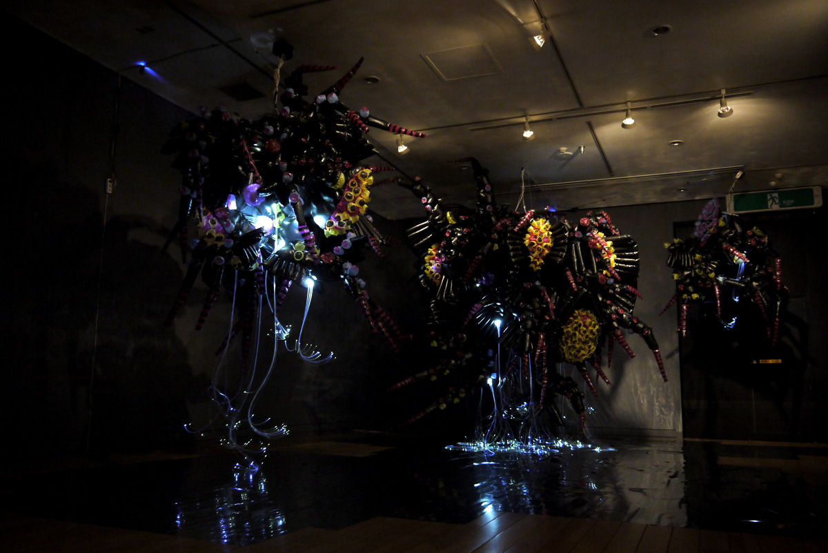 Urban Creature- Gyeongnam Art Museum, 2015-2