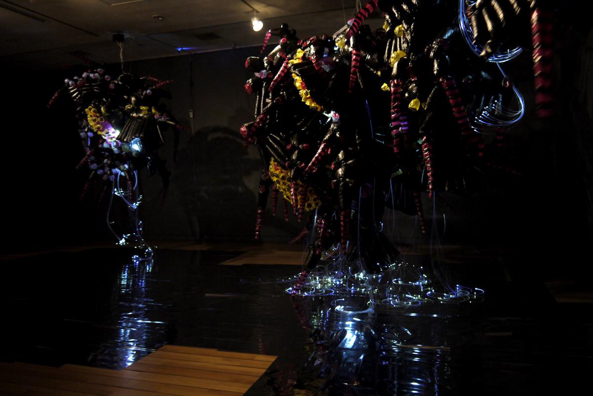 Urban Creature- Gyeongnam Art Museum, 2015-5