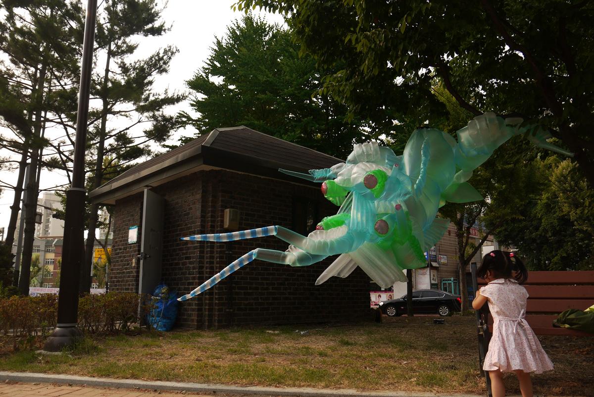 urban creature-park 2012-2