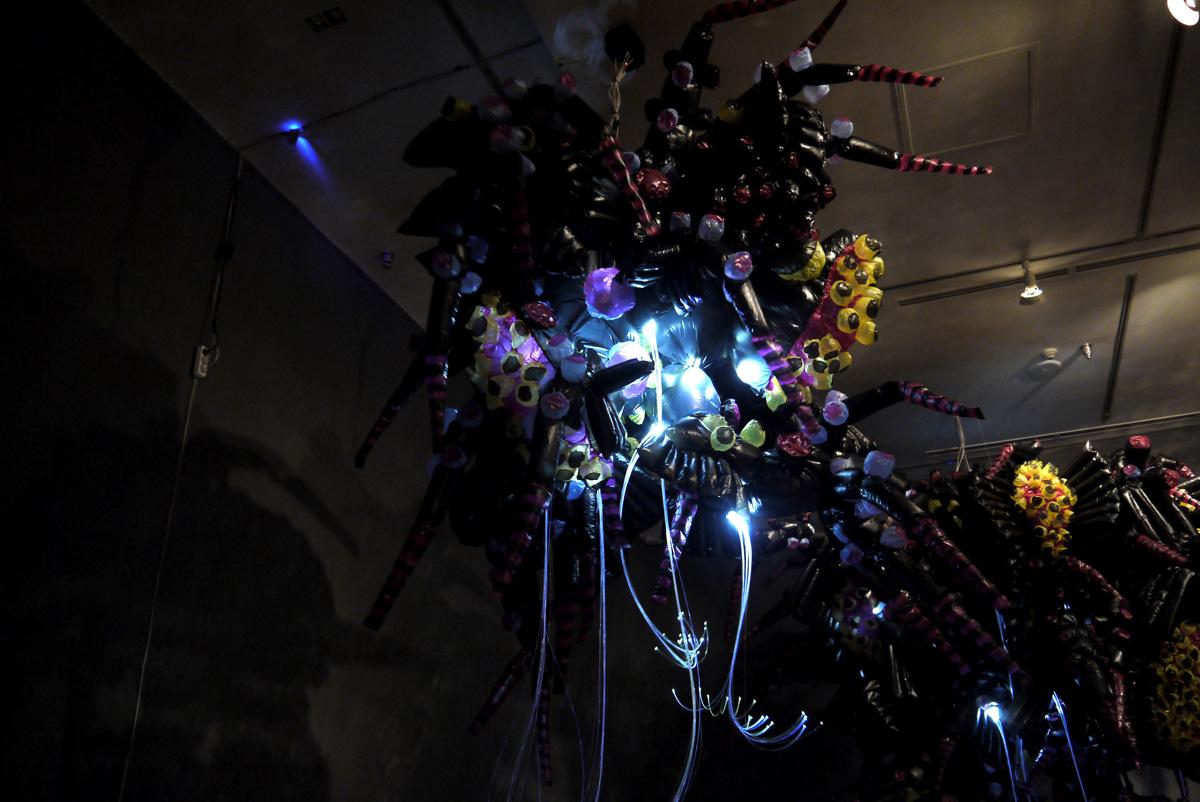 Urban Creature- Gyeongnam Art Museum, 2015-6